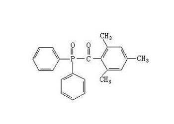 2,4,6-trimethylbenzoyldiphenyl phosphine oxide