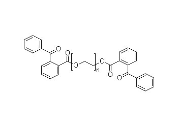 PolyMeric benzophenone derivative