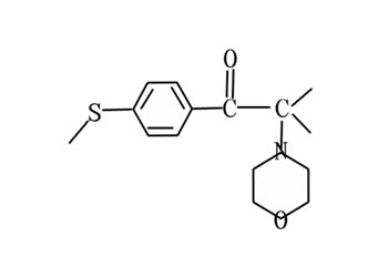 2-Methyl-1-[4-(methylthio)phenyl]-2-morpholinopropanone-1