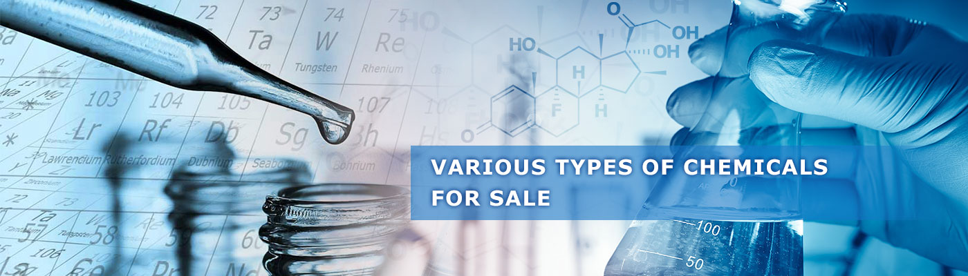 VARIOUS TYPES OF CHEMICALS FOR SALE