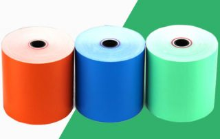 Color Developing Agent in Thermal Paper: Bisphenol S and D-8