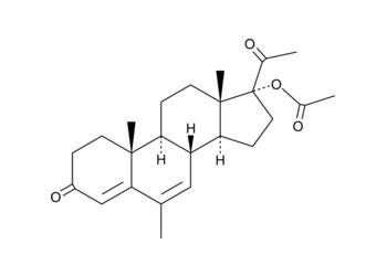 Megestrol Acetate | CAS 595-33-5